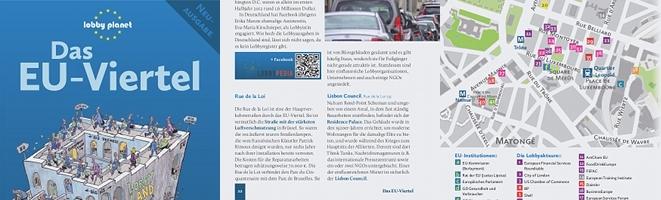 Der besondere Reiseführer: Lobbyisten – die unsichtbare Macht in Brüssel