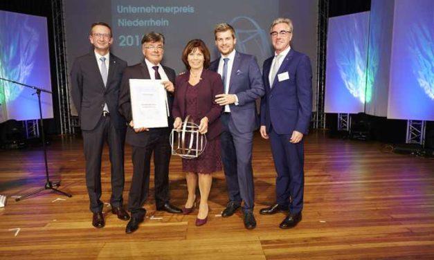 Unternehmerpreis Niederrhein 2015