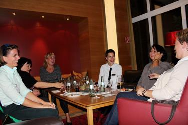 Ein Abend mit Nicole Kobjoll vom Schindlerhof   – im Tannenhäuschen!