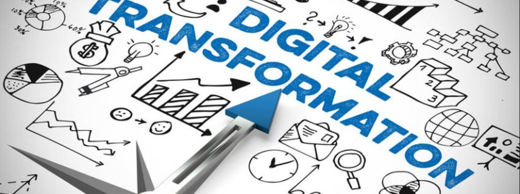 Auf in die Zukunft! Die Digitalisierung schreitet voran...