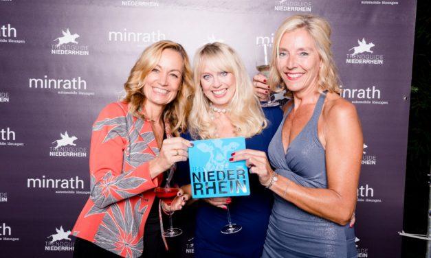 Neuer Trendguide Niederrhein / Fotos Launchparty 2017 – präsentiert von Autohaus Minrath