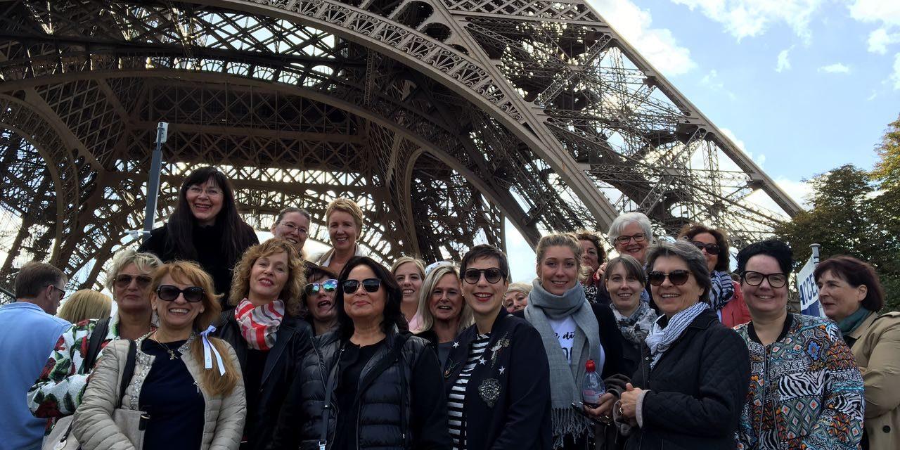 Wirtschaftsreise nach Paris 2017
