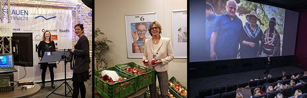 22. Februar 2018 – Blind Date – 5. FrauenFilmNacht in Kleve