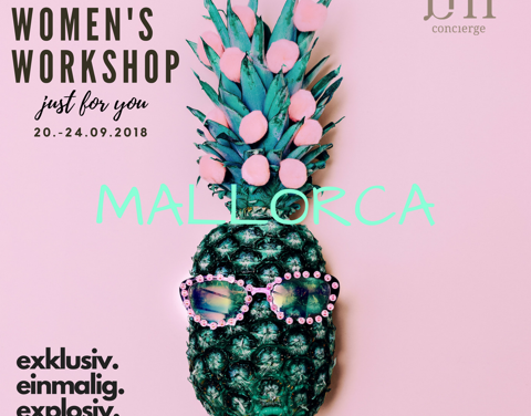 WONDERFUL WOMEN's WORKSHOP auf Mallorca
