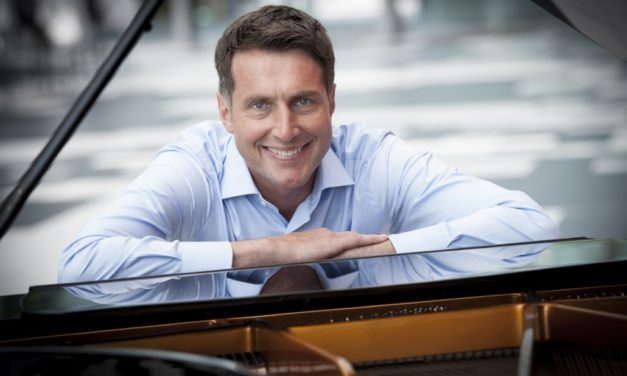 Erfolgsanstifter und  Piano-Referent Martin Klapheck kommt nach Goch