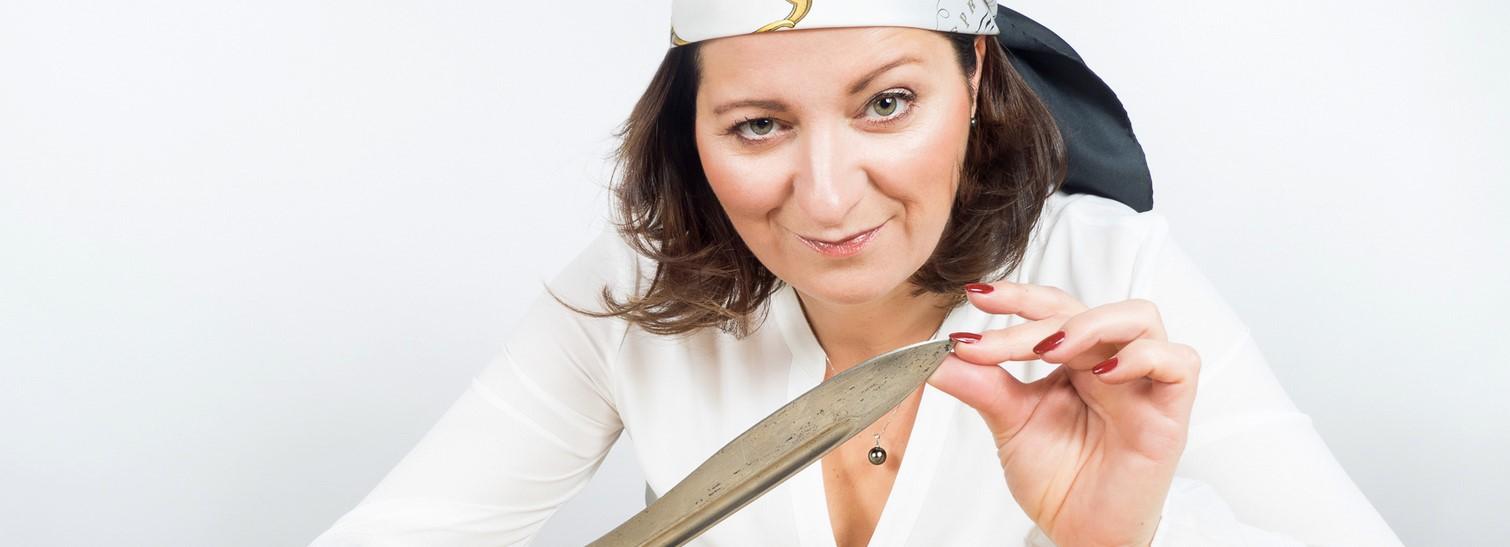 Be a PIRATE! - Was Businessfrauen von der Piratenstrategie lernen können