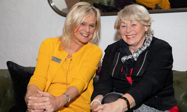 Speed-Dating mit den RoleModel´s Cläre Ahrens und Barbara Baratie