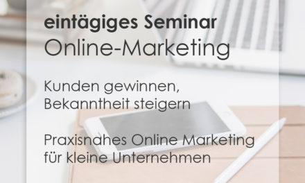 Know-How für das eigene Online-Marketing