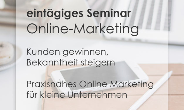 Know-How für das eigene Online-Marketing