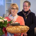 Die 'PERLE der Unternehmerinnen' für Andrea Grusa