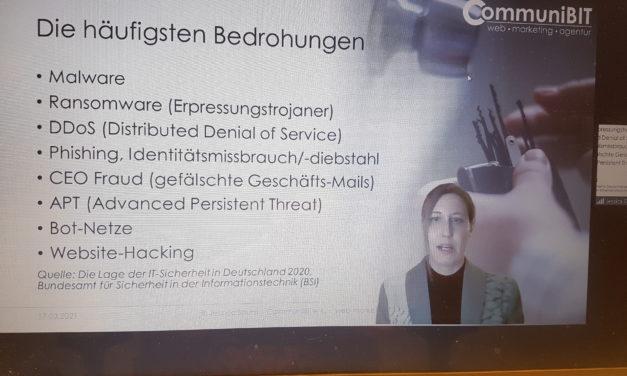 RÜCKBLICK – Cyber-Security