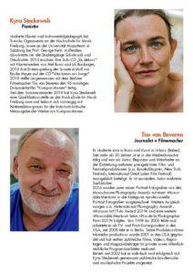 CV Kyra Steckeweh, Tim van Beveren